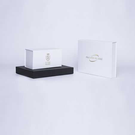 Caja magnética personalizada Wonderbox 22x16x3 CM   WONDERBOX (EVO)   IMPRESSION À CHAUD