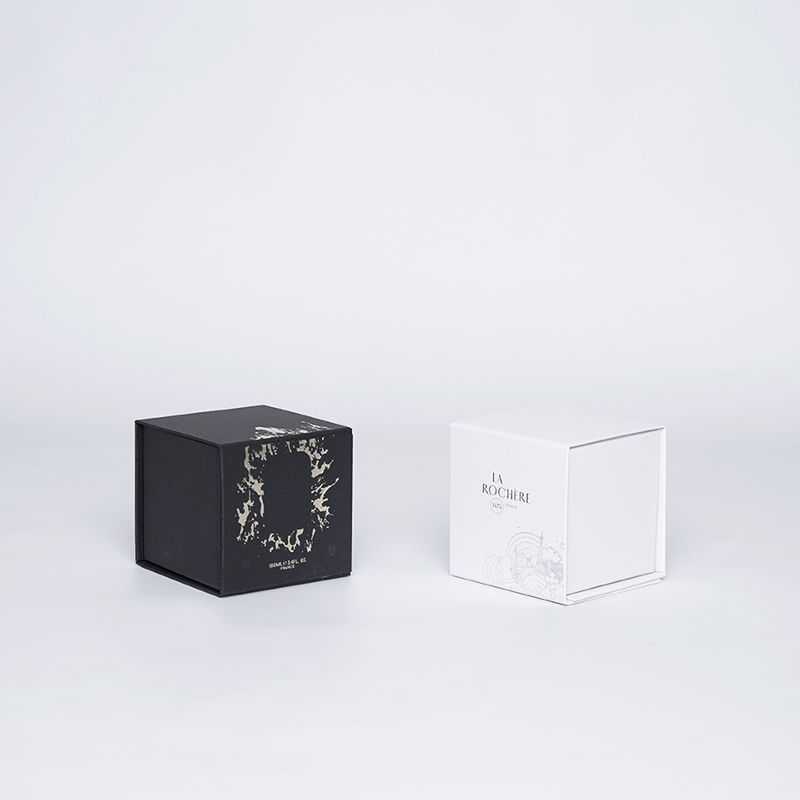 Caja magnética personalizada Cubox 22x22x22 CM | CAJA CUBOX | ESTAMPADO EN CALIENTE