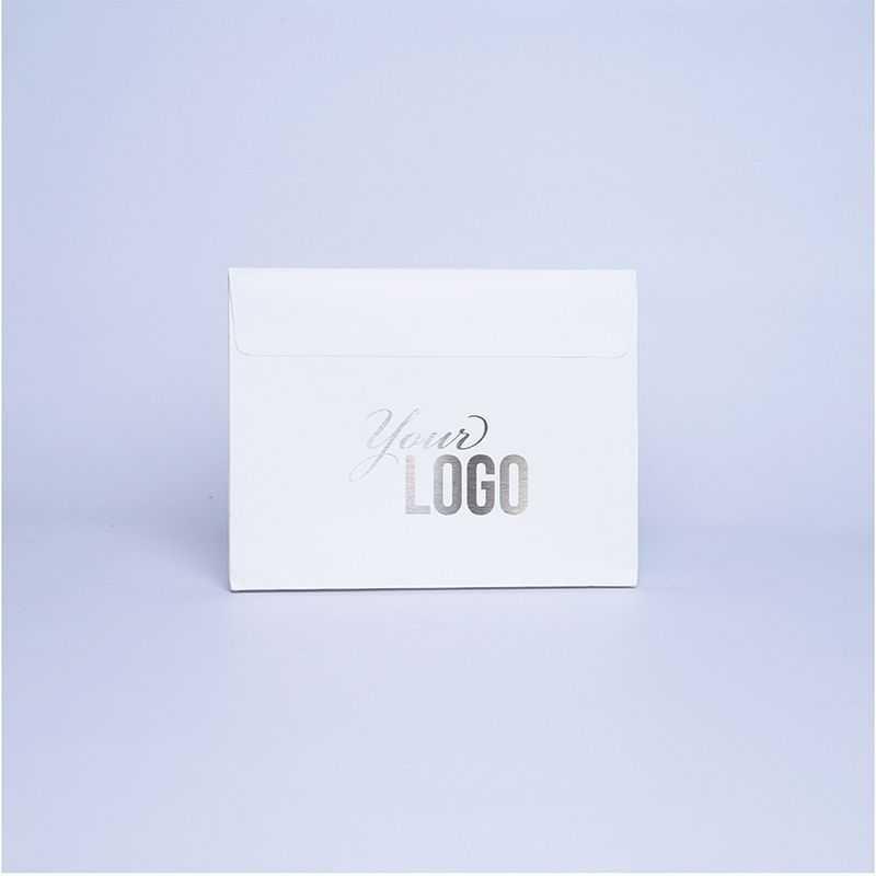 Fundas de papel personalizada Noblesse 32x10x40 CM | FUNDA NOBLESSE | ESTAMPADO EN CALIENTE