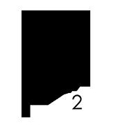 12 x 7 x 2 cm