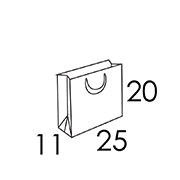 25 x 11 x 20 cm