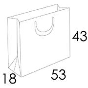 53 x 18 x 43 cm