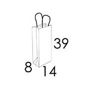 14x8x39 CM (predefined area 1/2 colors)