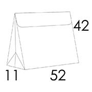 52 x 11 x 42 cm