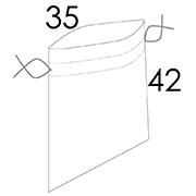 35 x 42 cm