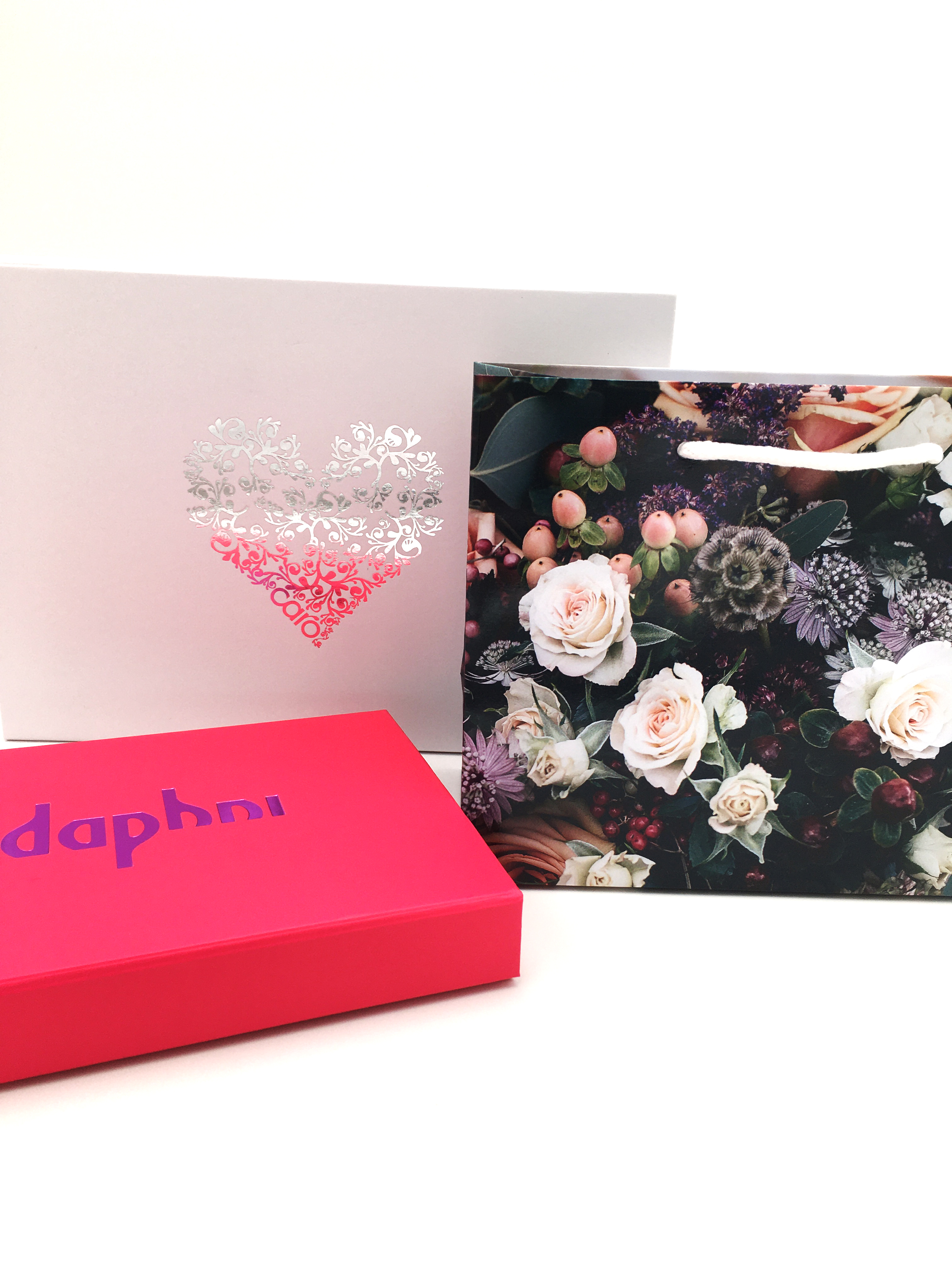 Customized packaging for Valentine's day