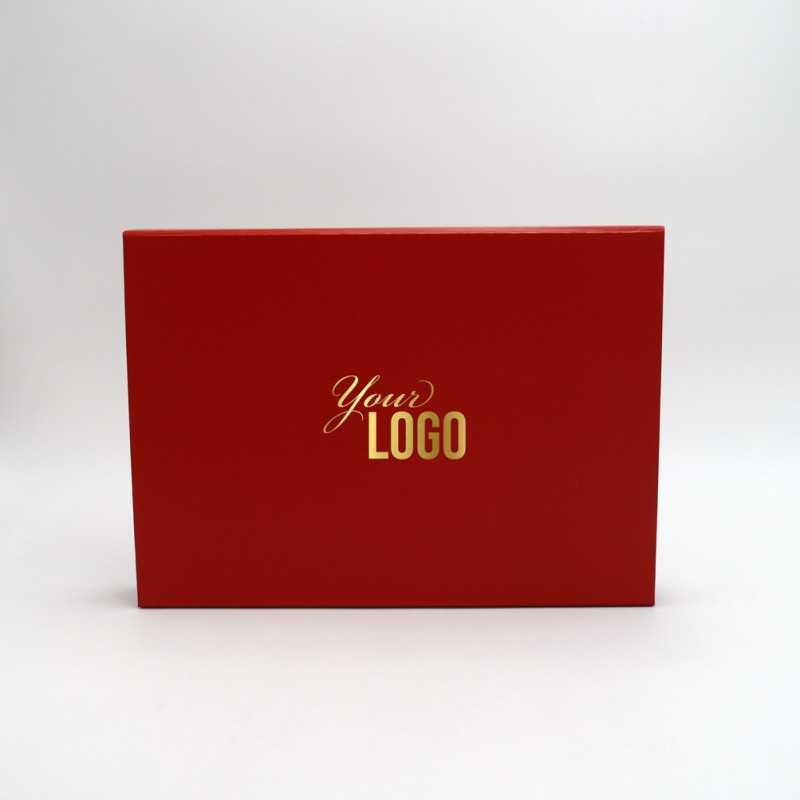 Evobox customized thin magnetic gift box