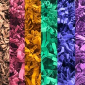 Notre frisure de papier kraft recyclé et recyclable est une solution écologique que nous avons développée pour contenir vos produits les plus délicats. ✉️🎁 Disponible en une multitude de couleurs, vous serez en mesure d'opter pour un calage stylisé aux couleurs de votre marque.🎨🇧🇪  #packagingdesign #calage #sizzlepak #frisurepapier #colorfulpaper #paperpackaging #packagingbelgique #belgianpackaging
