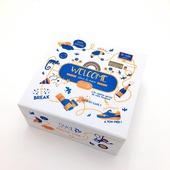 Jolie boite cadeau que nous avons réalisée 😍🎁🎁  Contactez nous afin de discuter de vos prochains packagings et séduisez vos clients potentiels ✨✨  #packagingdesign #ikkoopbelgisch #packagingbelgique #boitecarton #boitecadeau #giftbox #brandingpackage